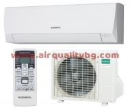 General Fujitsu ASHG09LLCC~AOHG09LLC Eco² Inverter
