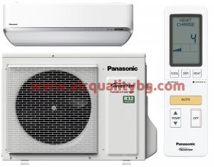 Panasonic CS-VZ9SKE~CU-VZ9SKE Heatcharge Inverter