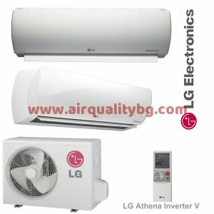 LG Athena H12AL Inverter V